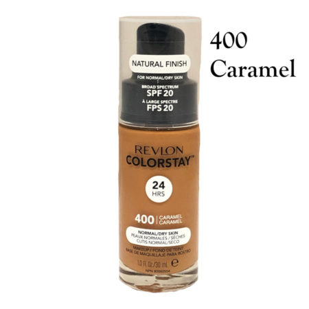 Revlon Colorstay Foundation 400 Caramel