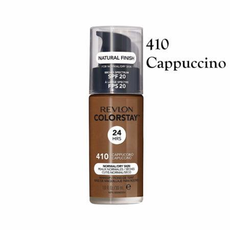 Revlon Colorstay Foundation 410 Cappuccino