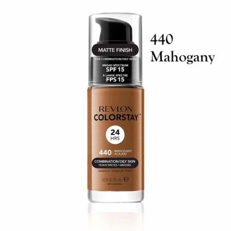 Revlon Colorstay Foundation 440 Mahogany
