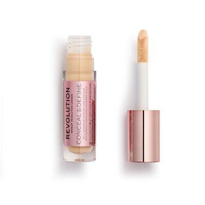 Makeup Revolution Conceal and Define Concealer C5.5