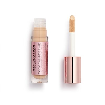 Makeup Revolution Conceal and Define Concealer C7.5