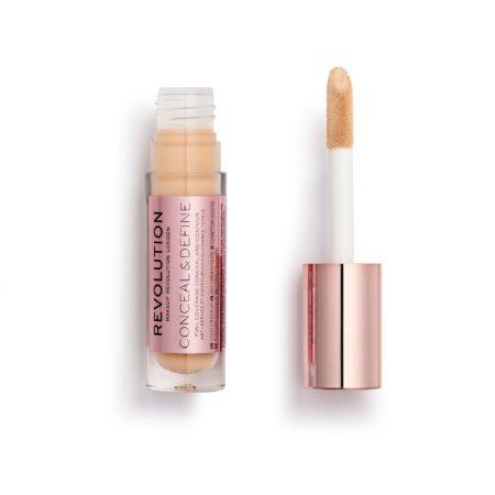Makeup Revolution Conceal and Define Concealer C8.2