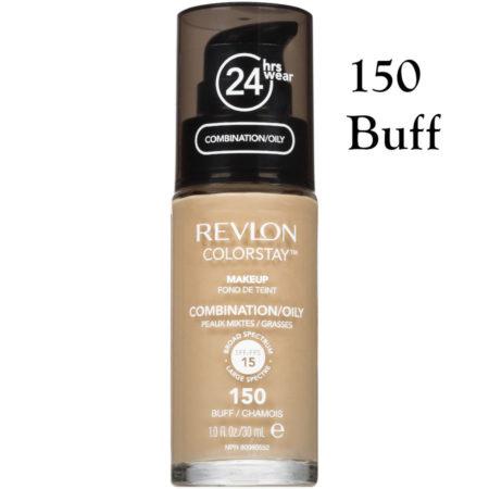 Revlon Colorstay Foundation 150 Buff Combination Oily Skin