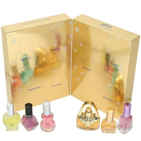 Saffron Seven Days Parfum Advent Calendar