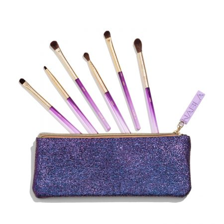 NABLA Amethyst Detail Eye Brush Set