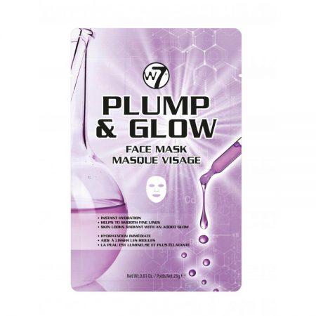 W7 Plump & Glow Face Mask