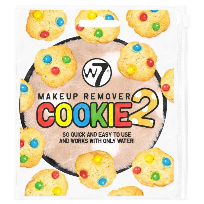 W7 Makeup Remover Cookie 2.0