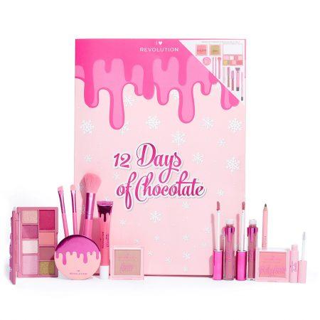 I Heart Revolution 12 Days Of Chocolate Advent Calendar
