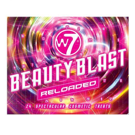 W7 Beauty Blast Reloaded Advent Calendar