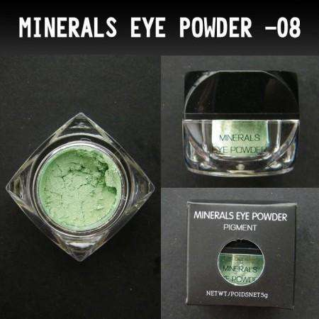#08 Mineral Pigment (Olive Green)