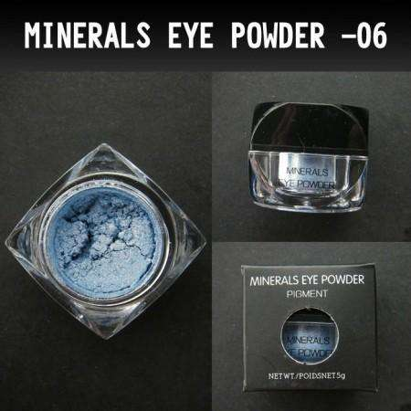 #06 Mineral Pigment (Sky Blue)