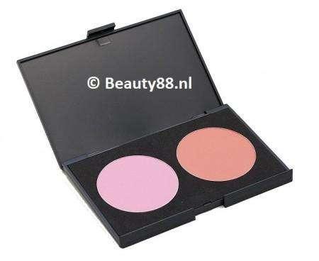 2 Color Blush Palette