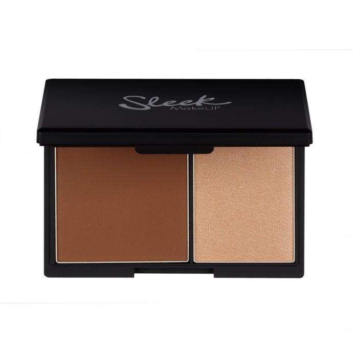 Sleek - Face Contour Kit - Medium