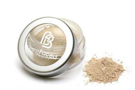 Barefaced Beauty Mineral Foundation - WHISPER