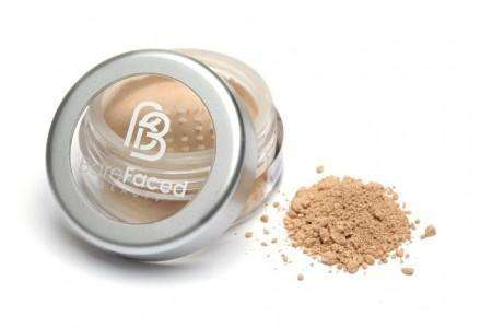 Barefaced Beauty Mineral Foundation - ANGELIC