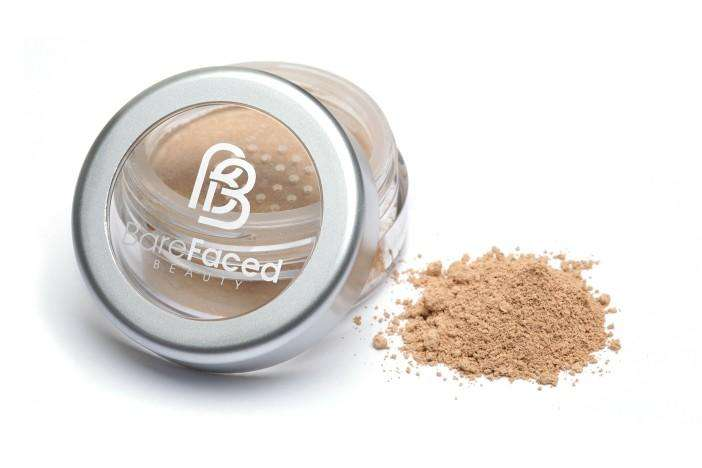 Barefaced Beauty Mineral Foundation GENTLE
