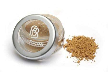 Barefaced Beauty Mineral Foundation SIMPLE