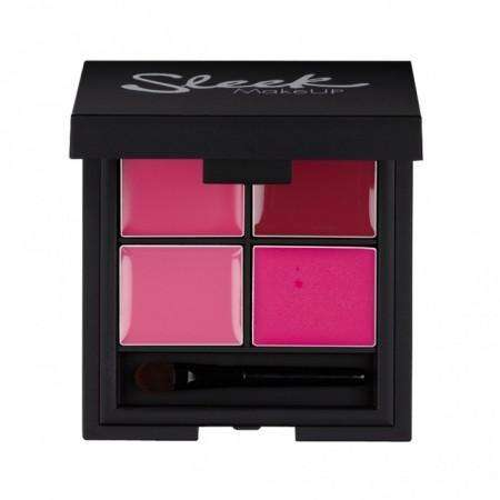 Sleek Lip 4 Palette - Showgirl