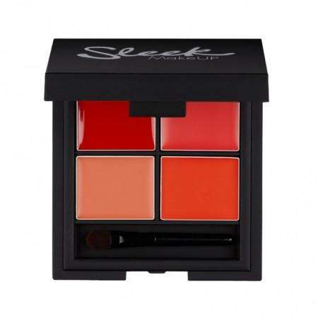 Sleek Lip 4 Palette - Siren
