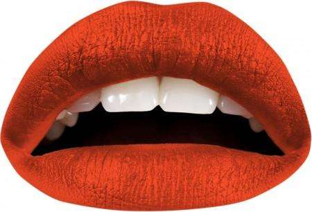 Violent Lips Tattoo : The Reds