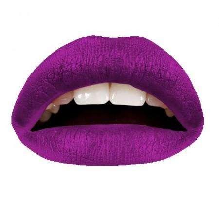 Violent Lips Tattoo : The Purples