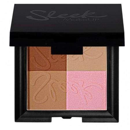 Sleek Make Up - Bronze Block Light