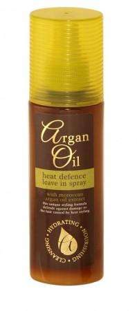 Argan Oil Heat Defence Spray 150 ml