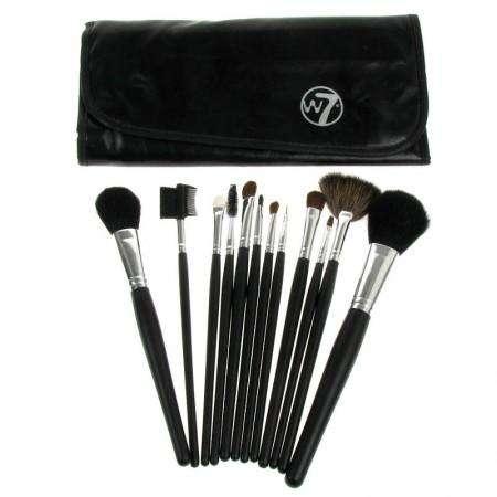W7 12pcs Professional Brush Set – Kwastenset