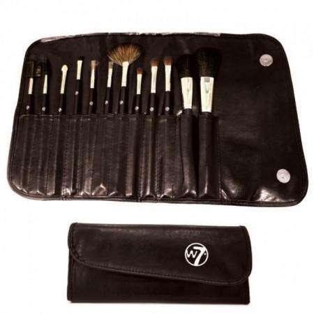 W7 12pcs Professional Brush Set - Kwastenset