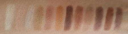 Makeup Revolution Redemption Palette – Essential Shimmers