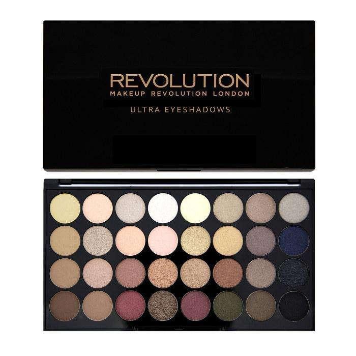 Makeup Revolution Eyeshadow Palette FLAWLESS