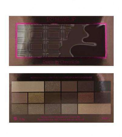 I Heart Makeup Wonder Palette Death By Chocolate