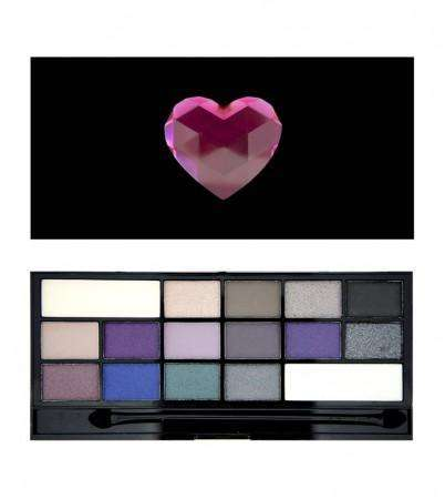 I Heart Makeup Wonder Palette I Heart Passion