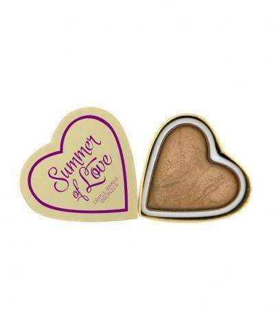 I Heart Makeup Hearts Bronzer Summer of Love