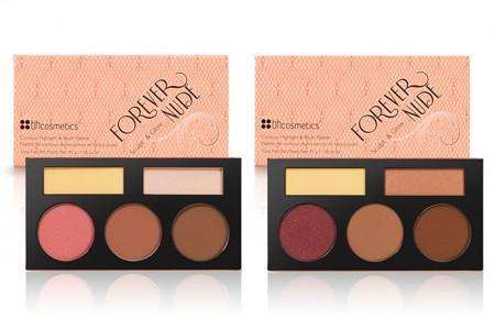 BH Cosmetics - Forever Nude Sculpt & Glow Contouring Kits