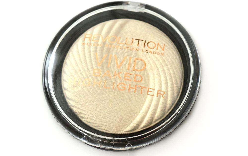 Makeup Revolution Golden Lights Highlighter
