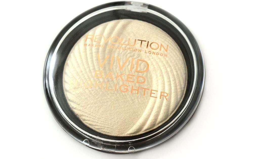 Makeup Revolution Golden Lights Highlighter