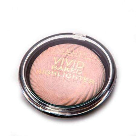 Makeup Revolution Highlighters Peach Lights