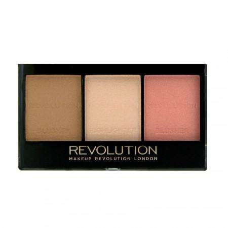 Makeup Revolution Ultra Sculpt & Contour Kit Ultra Fair C01