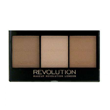 Makeup Revolution Ultra Sculpt & Contour Kit Ultra Light-Medium C04