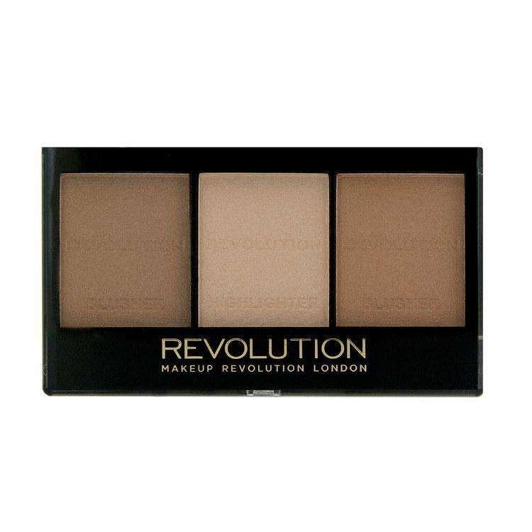 Makeup Revolution Ultra Sculpt & Contour Kit Ultra Light-Medium C04