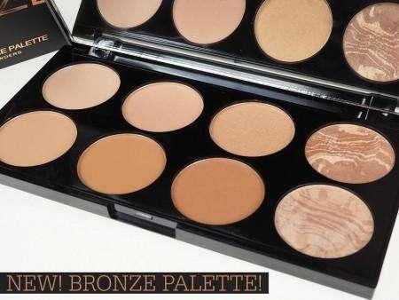 Makeup Revolution Ultra Bronze Palette All About Bronze