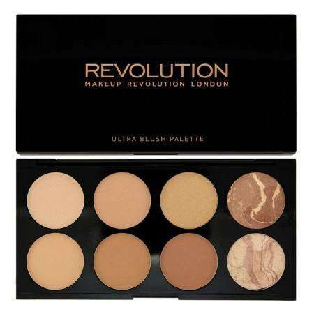 Makeup Revolution Ultra Bronze Palette All About Bronze