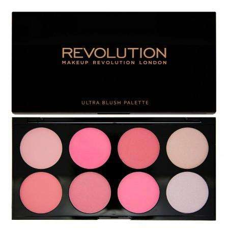 Makeup Revolution Ultra Blush Palette All About Pink
