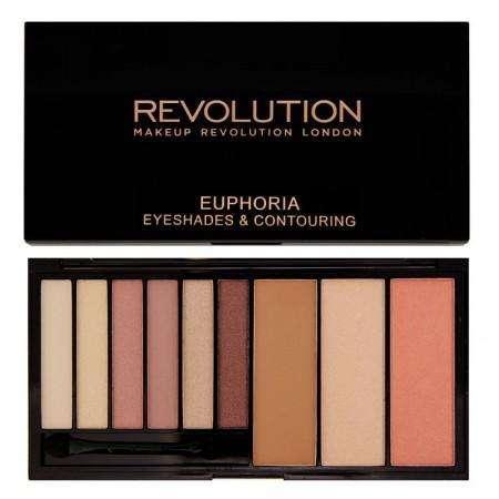 Makeup Revolution Euphoria Palette Bare