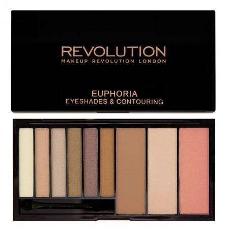 Makeup Revolution Euphoria Palette Bronzed