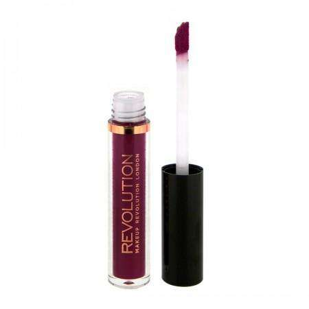 Makeup Revolution Salvation Velvet Lip Lacquer Rebel