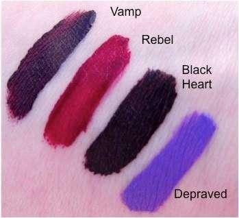 Makeup Revolution Salvation Velvet Lip Lacquer Rebel