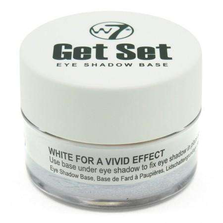 W7 Get Set Eyeshadow Base - White