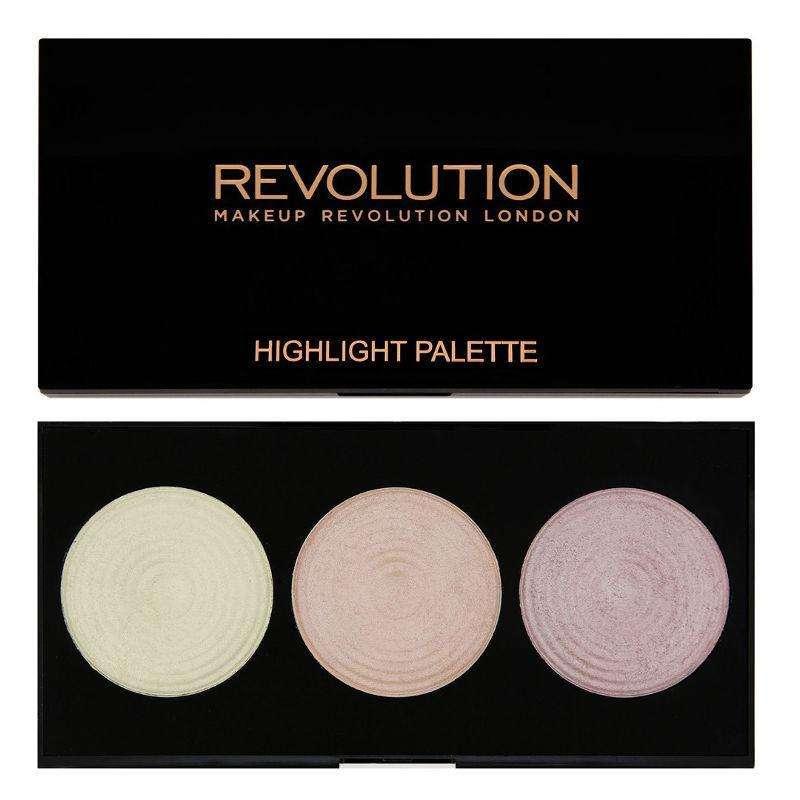 Makeup Revolution Highlighter Palette Highlight